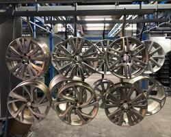 Auto Jantes Rénov' - Herblay - Processus de réparation de jantes